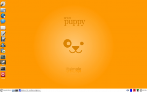 LXPUP -- Puppy with LXDE